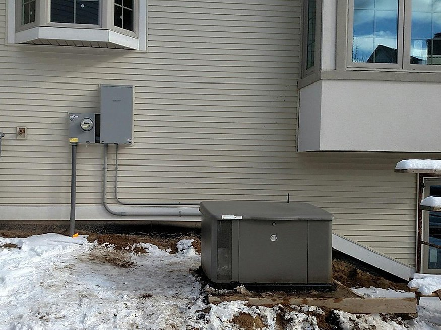 VerPlank Electric Gallery Image Standby Generator